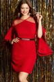 Red-Mesh-Illusion-Cold-Shoulder-Plus-Size-Dress-LC220395-3-4.jpg