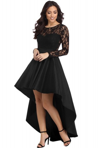 Black-Long-Sleeve-Lace-High-Low-Satin-Prom-Dress-LC61910-2-1.jpg